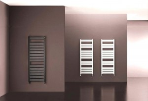 Aluminium Towel Rail from Itay